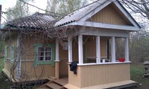 Дом в 2012 году